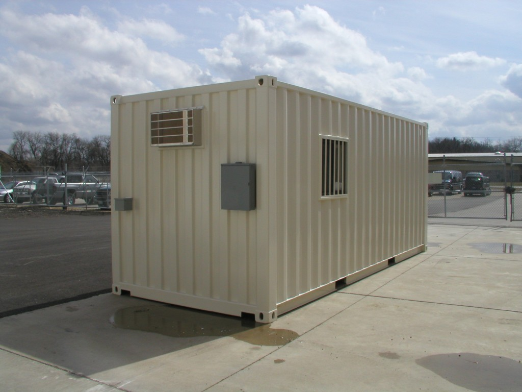 Shipping Container Office 1024 x 768